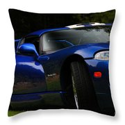 1997 Viper Hennessey Venom 650r 2 Throw Pillow