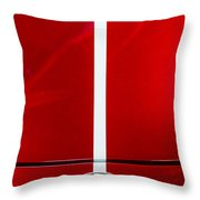 1999 Shelby Cobra Throw Pillow