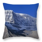 1m3732-h-snow Dome Throw Pillow