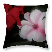 1st National Throw Pillow