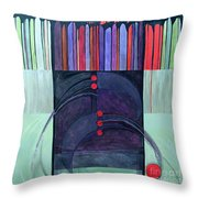 Berchot Hatorah...torah Blessings Throw Pillow