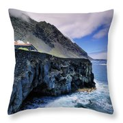 Hierro Throw Pillow