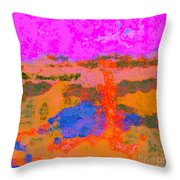 0173 Abstract Thought Throw Pillow