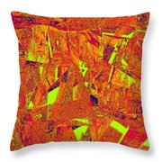 0174 Abstract Thought Throw Pillow