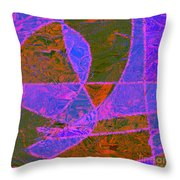 0188 Abstract Thought Throw Pillow