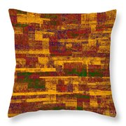 0245 Abstract Thought Throw Pillow