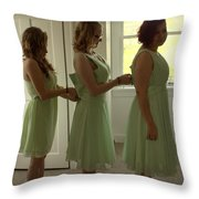 10 Throw Pillow