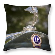 1922 Isotta-fraschini Throw Pillow