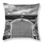 1934 Vauxhall Throw Pillow