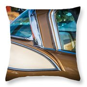 1957 Studebaker Golden Hawk  Throw Pillow