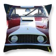 1959 Ferrari 250 Gt Lwb Berlinetta Tdf Throw Pillow