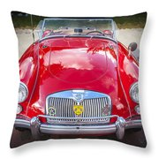1960 Mga 1600 Convertible Throw Pillow