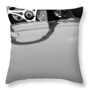 1962 Ac Shelby Cobra Mk I 260 Prototype Throw Pillow
