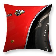 1971 Dodge Charger Super Bee Throw Pillow