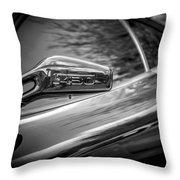2008 Ferrari F430 Throw Pillow