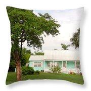 515 Cottage Throw Pillow