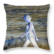 A Chance Of Something Throw Pillow