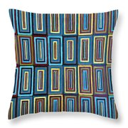 A Contemplation Of Identity Throw Pillow