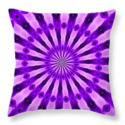 Abstract 122 Throw Pillow