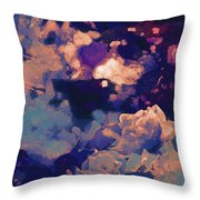 Abstract 277 Throw Pillow