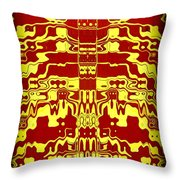Abstract Series 1 Throw Pillow