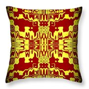 Abstract Series 3 Throw Pillow