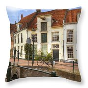 Amersfoort Throw Pillow