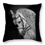 Andalusian Throw Pillow
