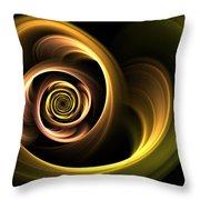 Art Dance Throw Pillow