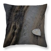 Art Rock Throw Pillow