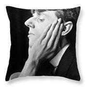 Aubrey Vincent Beardsley (1872-1898) Throw Pillow