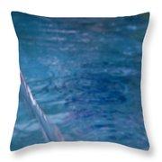 Australia - Weaving Thread Of Water Throw Pillow