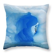 Baby Blues... Throw Pillow
