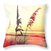 Before Day Throw Pillow