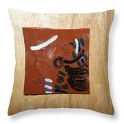 Bella - Tile Throw Pillow