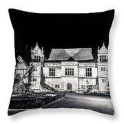 Bishops Palace Maidstone Throw Pillow