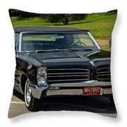 Bonneville Throw Pillow