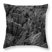 Bryce Canyon 4 Throw Pillow