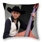 Buckles And Boots Rw2k14 Throw Pillow