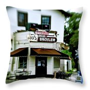 Bud's Throw Pillow