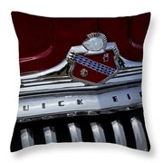 Buick 56c Super Classic Throw Pillow