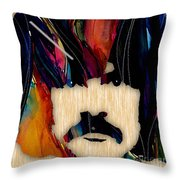 Burton Cummings Collection Throw Pillow