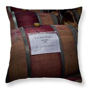 Ca Del Bosco Winery. Franciacorta Docg Throw Pillow