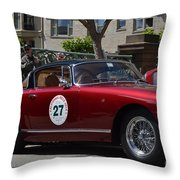 California Mille Throw Pillow