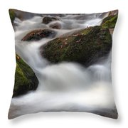Cataracts Throw Pillow