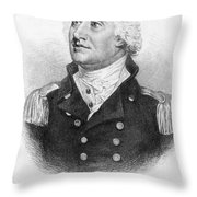 Charles C. Pinckney Throw Pillow
