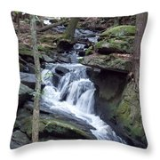 Chesterfield Gorge Throw Pillow