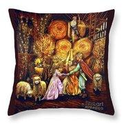 Children's Enchantment Throw Pillow