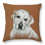 Chloe Throw Pillow