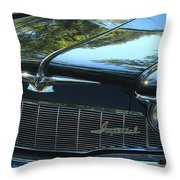 Chrysler Imperial Throw Pillow